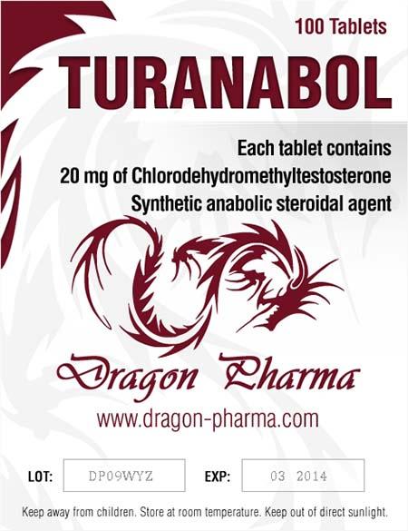 Turanabol - comprar Turinabol (4-clorodehidrometiltestosterona) en la tienda online   Precio