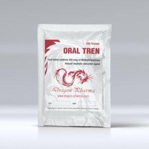 Oral Tren - comprar Metiltrienolona (Metil trembolona) en la tienda online | Precio