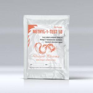 Methyl-1-Test 10 - comprar Metildihidroboldenona en la tienda online | Precio