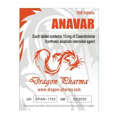 Anavar 10 - comprar Oxandrolona (Anavar) en la tienda online | Precio