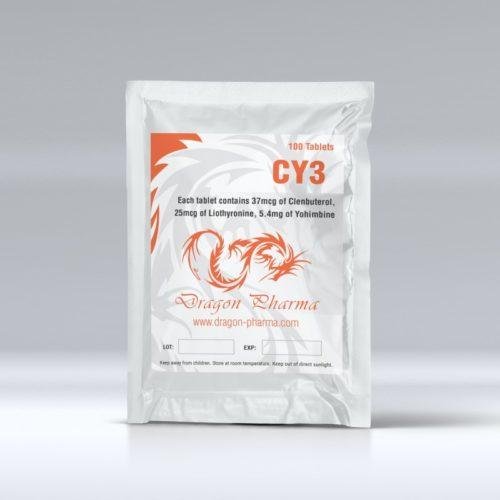 CY3 - comprar Clorhidrato de Clenbuterol (Clen)