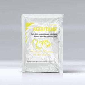 ACCUTANE - comprar Isotretinoína (Accutane) en la tienda online | Precio